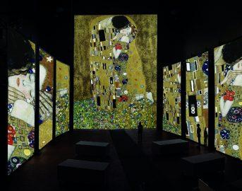 Klimt Experience Milano: al via al Mudec la mostra multimediale dedicata a Gustav Klimt