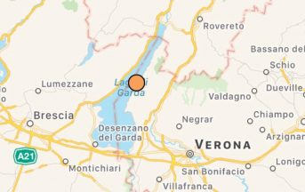 Terremoto tra Veneto e Lombardia: scossa di 3.6