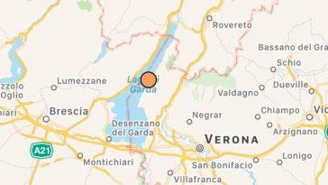 Terremoto tra Veneto e Lombardia
