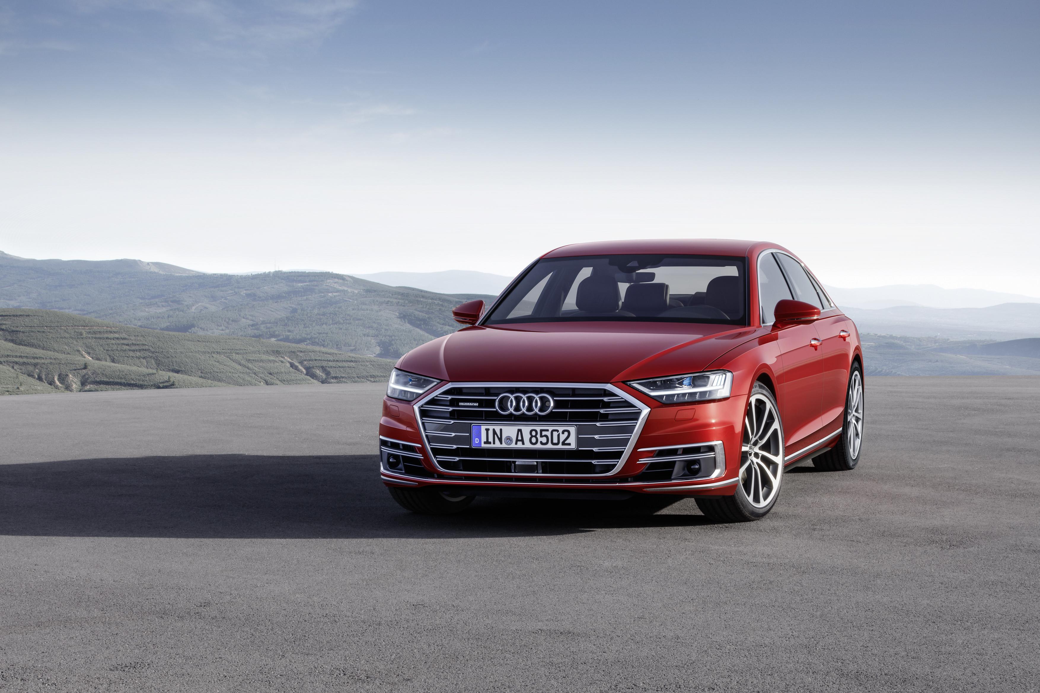 Audi A8 prezzo caratteristiche