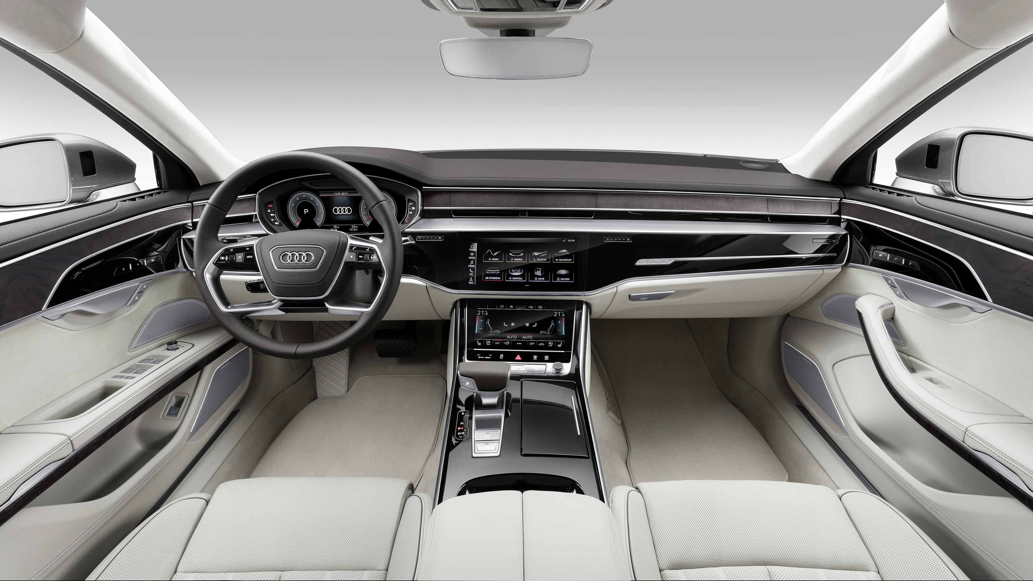 Audi A8 caratteristiche