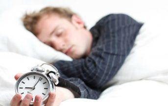 Alzheimer: dormire poco potrebbe diventare un fattore di rischio