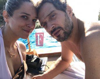 """Claudio Santamaria e Francesca Barra fidanzati: """"Con lui mi sono riappropriata della mia vita"""""""