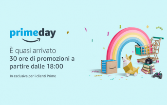 Amazon Prime Day 2017: offerte in anteprima e 5 euro di sconto guardando una serie TV