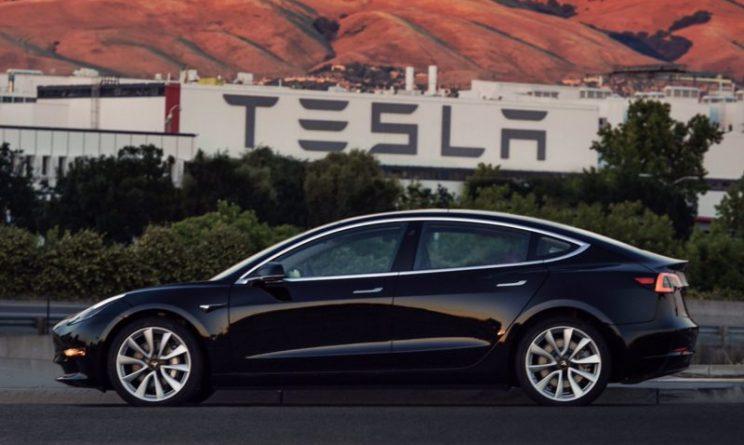 Musk, Tesla: