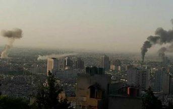 Damasco attentato terroristico, esplodono tre autobomba: ci sono vittime