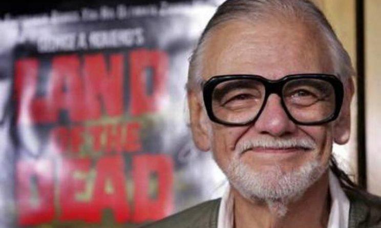 Morto George Romero, nel 2016 ospite del Lucca Film Festival