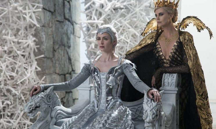 Il Cacciatore e la Regina di Ghiaccio su Canale5