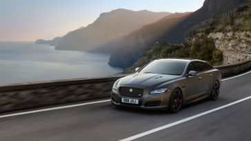 Jaguar JR575 caratteristiche