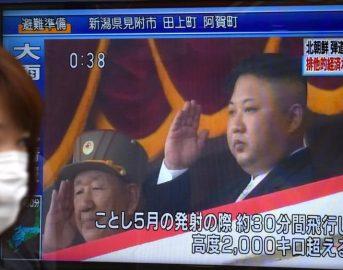 """Corea del Nord testa un nuovo missile, Donald Trump: """"Adesso basta"""""""