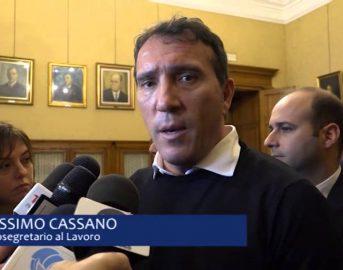 Governo, Massimo Cassano si dimette: il sottosegretario al Lavoro lascia e strizza l'occhio al centro-destra