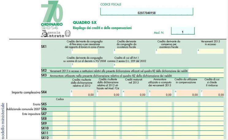 Modello 770 2017 scadenza proroga al 31 ottobre le for Scadenza modello 770