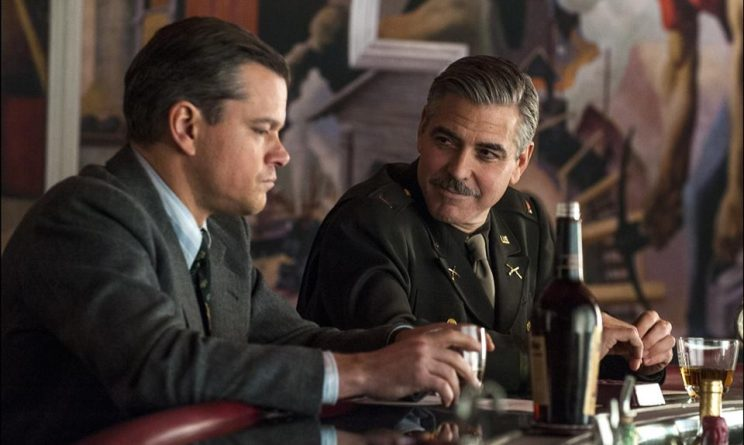 Monuments Men su Premium Cinema 2 2