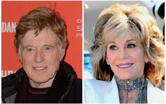 Mostra del Cinema di Venezia 2017: Robert Redford e Jane Fonda riceveranno il Leone d'Oro alla carriera