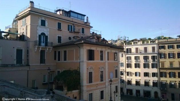 viaggiare a Roma