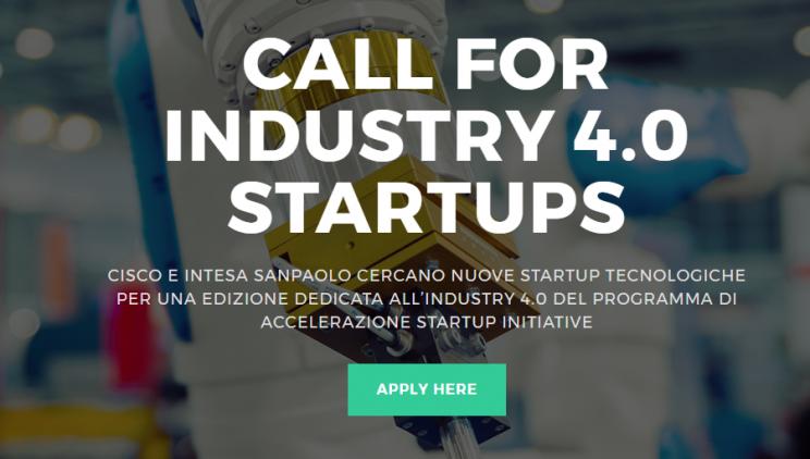 industria 4.0 startup