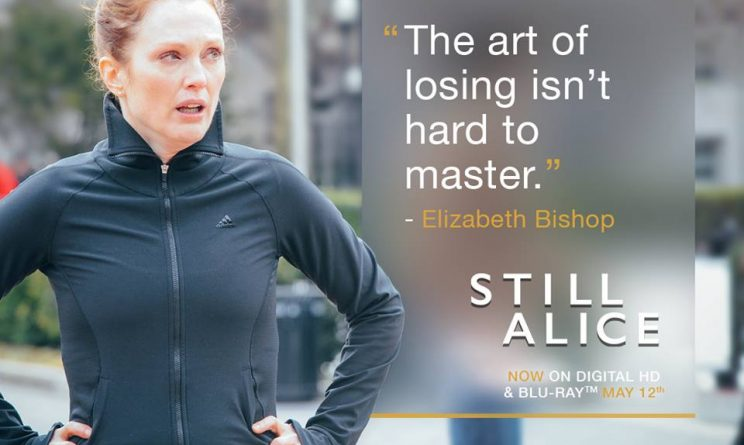 Still Alice facebook