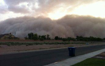 Stati Uniti, tempesta in Arizona: almeno 9 morti, ci sono bambini