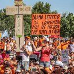Vaccini obbligatori, 10mila no vax a Pesaro contro il decreto Lorenzin