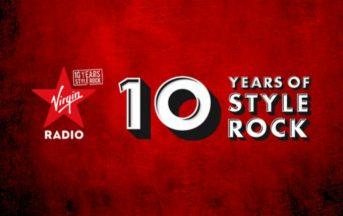 Virgin Radio compie 10 anni: programmazione speciale su Italia 1