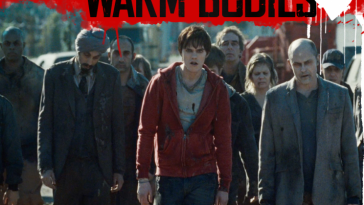 Warm Bodies facebook