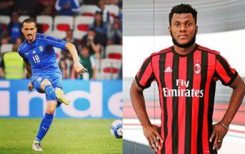Milan calcio, gelo tra Bonucci e Kessie: entrambi vogliono la maglia 19