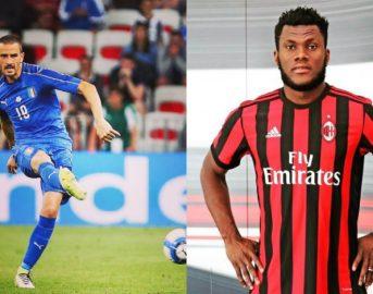 """Milan, Bonucci si presenta: """"Vogliamo vincere, maglia? Prendo la 19, grazie Kessie"""""""