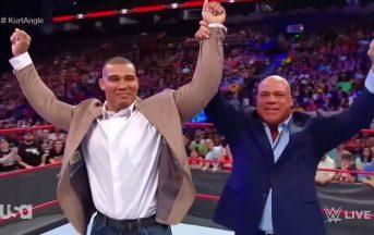 WWE, Kurt Angle ha un altro figlio: il suo segreto è Jason Jordan