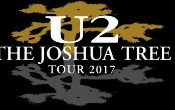 U2 Roma 2017 scaletta concerti: ecco le setlist complete del The Joshua Tree Tour