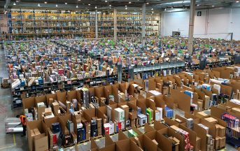Amazon assunzioni 2017: da Passo Corese a Vercelli, offerte di lavoro per addetti al magazzino e altre figure professionali