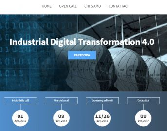 "Industria 4.0: IBM e Digital Magics lanciano la call per startup ""Industrial Digital Transformation 4.0"""