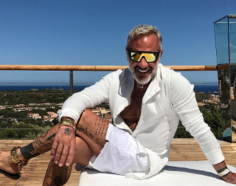 Gianluca Vacchi e i guai finanziari: pignorate barche e ville per 10 milioni di euro