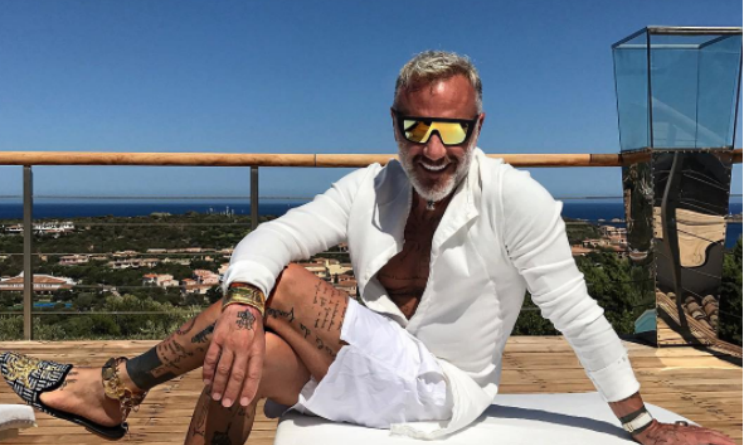 Gossip Gianluca Vacchi nei guai: sequestrate ville e yatch