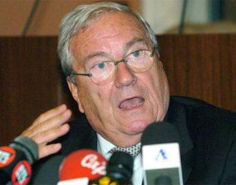 È morto Guido Rossi, fu presidente Telecom e FIGC ai tempi di Calciopoli: aveva 86 anni