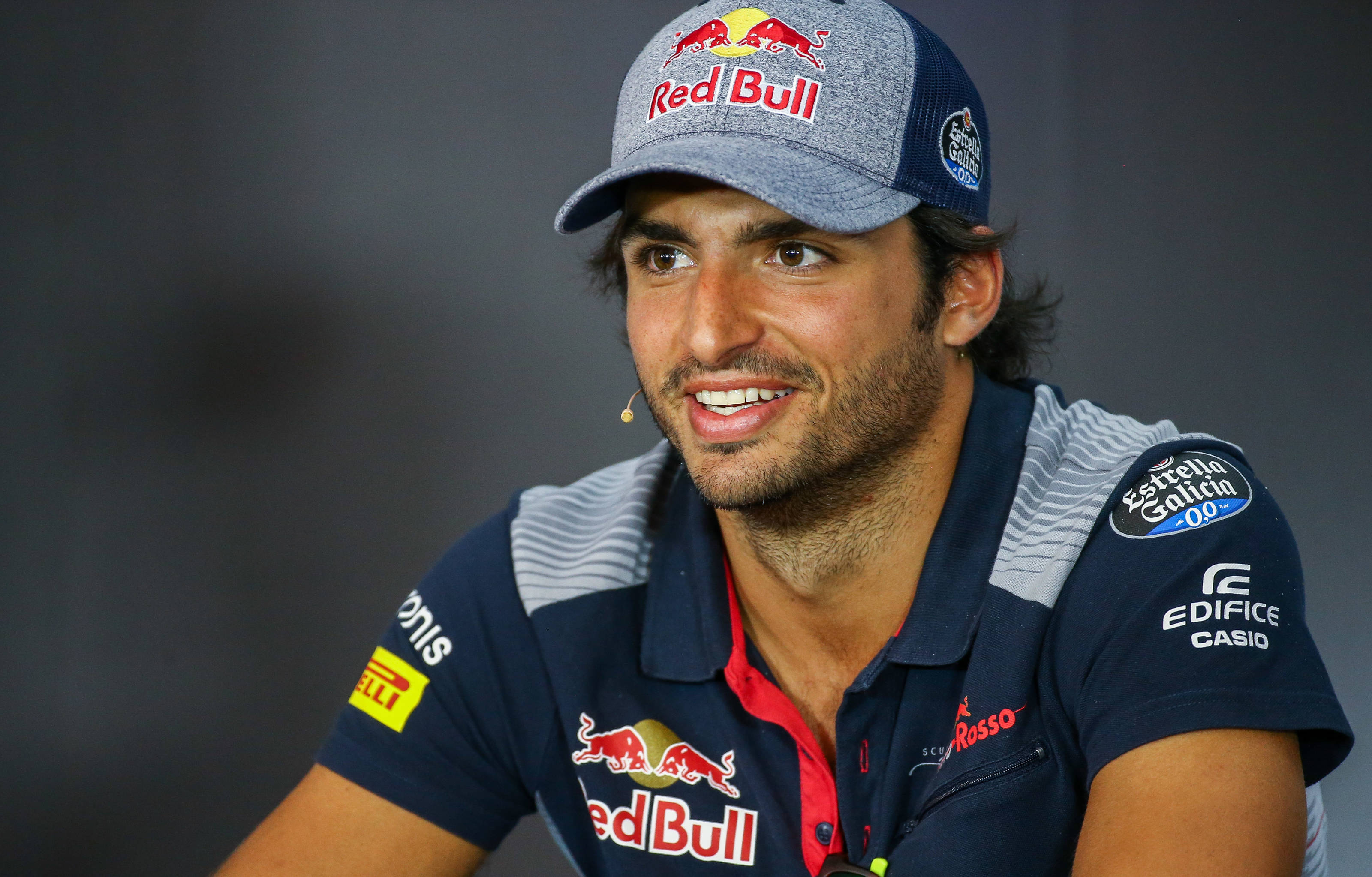 Carlos Sainz intervista Formula 1