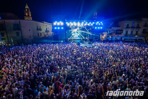 Battiti Live: 16 agosto, Italia 1, il cast