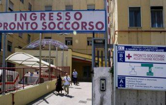 Antonio Scafuri morto all'ospedale di Loreto Mare a Napoli dopo 4 ore di attesa in codice rosso
