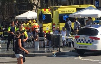 Barcellona furgone sulla folla, il cordoglio delle celebrità: da Fedez a Vanessa Incontrada