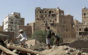 Yemen, attacco aereo saudita: almeno 36 i morti, oltre diecimila dall'inizio del conflitto