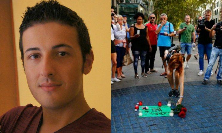 Barcellona: un italiano tra le vittime, Bruno Gulotta turista 35enne di Legnano