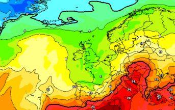 Caldo record in Italia: ancora temperature oltre i 40 gradi al Sud
