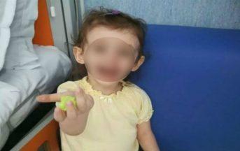 La piccola Elisa ha la leucemia, il papà su Facebook: «Cerchiamo un donatore, contattateci»