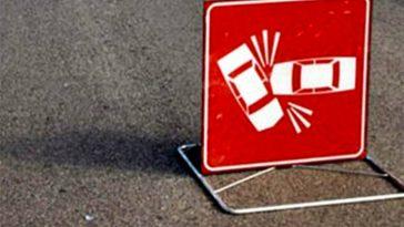 nocera inferiore finto incidente d'auto