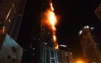 Dubai, incendio alla Torch Tower: ultime notizie [VIDEO]
