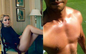 Lindsey Vonn e Tiger Woods foto nudi: hackerato il telefono alla ex fiamma del campione di golf