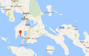 Terremoto oggi nelle Filippine: scossa magnitudo 6.3 a Manila