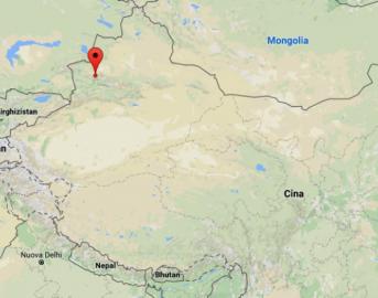 Terremoto oggi in Cina: scossa magnitudo 6.5 nella provincia di Xinjiang, morti e feriti