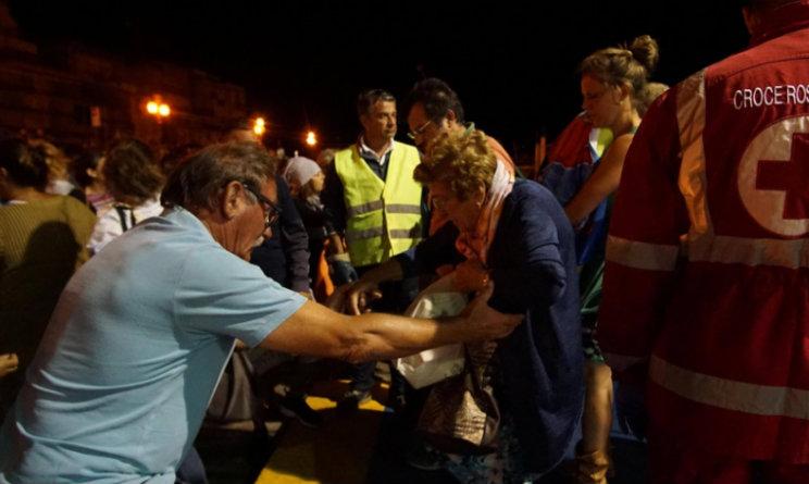 Terremoto a Ischia ultime notizie, 2 morti, 39 i feriti: salvi Ciro e Matthias, per 13 ore sotto ...