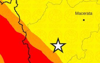 Terremoto oggi nelle Marche: scossa magnitudo 3.3 a Caldarola, Macerata