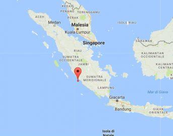 Forte terremoto in Indonesia, magnitudo 6.6: epicentro vicino a Sumatra